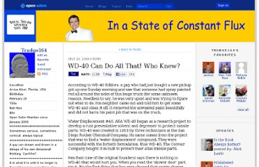 http://open.salon.com/blog/trudge164/2009/07/23/wd-40_can_do_all_that_who_knew