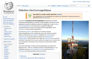 http://fr.wikipedia.org/wiki/Pollution_%C3%A9lectromagn%C3%A9tique