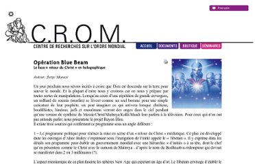 http://www.crom.be/documents/operation-blue-beam