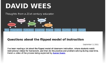 http://davidwees.com/content/questions-about-flipped-model-instruction