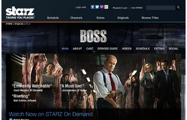 http://www.starz.com/originals/Boss