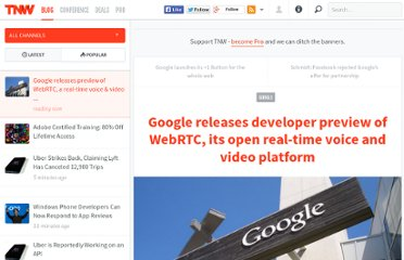 http://thenextweb.com/google/2011/06/01/google-releases-developer-preview-of-webrtc-its-open-real-time-voice-and-video-platform/