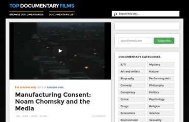 http://topdocumentaryfilms.com/manufacturing-consent-noam-chomsky-and-the-media/