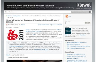 http://www.klewel.ch/blog/2011/08/21/klewel-will-launch-new-conference-webcast-product-at-ibc-2011/