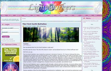 http://lightworkers.org/wisdom/jim-channon/103700/first-earth-battalion