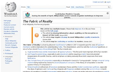 http://en.wikipedia.org/wiki/The_Fabric_of_Reality