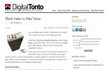 http://www.digitaltonto.com/2011/thick-value-vs-thin-value/