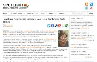 http://spotlight.macfound.org/featured-stories/entry/teaching-new-media-literacy-stay-safe-online