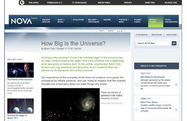 http://www.pbs.org/wgbh/nova/space/how-big-universe.html