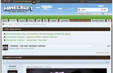 http://www.minecraftforum.net/topic/174198-finmine-the-girl-friendly-server/#entry2672445