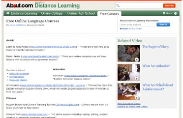 http://distancelearn.about.com/od/onlinecourses/a/freelanguage.htm