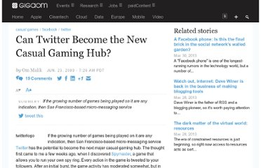 http://gigaom.com/2009/06/23/can-twitter-become-the-new-casual-gaming-hub/