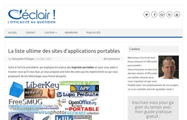 http://ceclair.fr/la-liste-ultime-des-sites-dapplications-portables