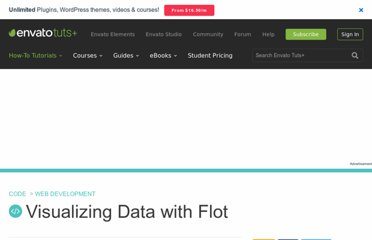 http://net.tutsplus.com/tutorials/javascript-ajax/visualizing-data-with-flot/