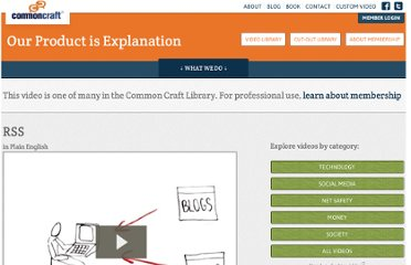 http://www.commoncraft.com/video/rss