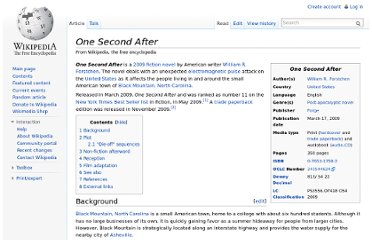 http://en.wikipedia.org/wiki/One_Second_After