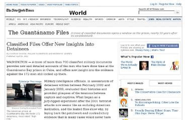 http://www.nytimes.com/2011/04/25/world/guantanamo-files-lives-in-an-american-limbo.html?pagewanted=all
