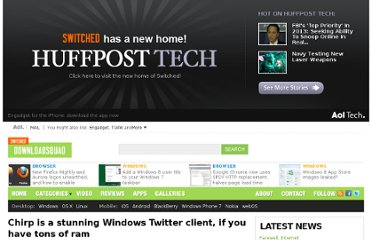 http://downloadsquad.switched.com/2009/02/05/chirp-is-a-stunning-windows-twitter-client-if-you-have-tons-of/