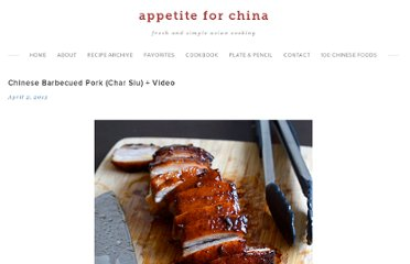 http://appetiteforchina.com/recipes/cantonese-roast-pork-char-siu/