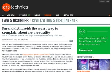 http://arstechnica.com/tech-policy/news/2010/12/net-neutrality-and-the-fcc.ars