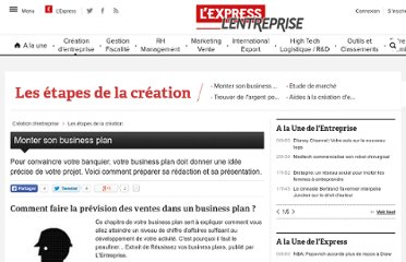 http://lentreprise.lexpress.fr/business-plan/monter-son-business-plan_17440.html