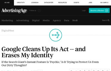 http://adage.com/article/digitalnext/google-cleans-act-erases-identity/145855/
