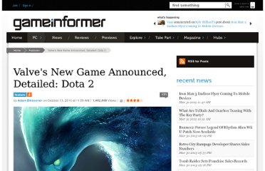 http://www.gameinformer.com/b/features/archive/2010/10/13/dota-2-announced-details.aspx?resubmit