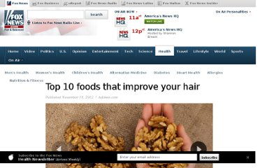 http://www.foxnews.com/health/2011/09/04/top-10-foods-that-improve-your-hair/
