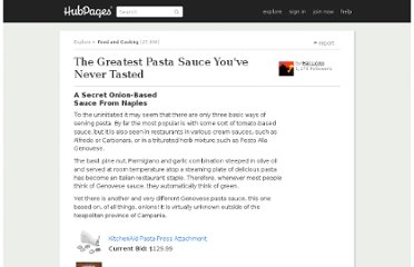 http://hallicino.hubpages.com/hub/The_Greatest_Pasta_Sauce_Youve_Never_Tasted