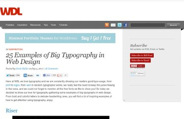 http://webdesignledger.com/inspiration/25-examples-of-big-typography-in-web-design