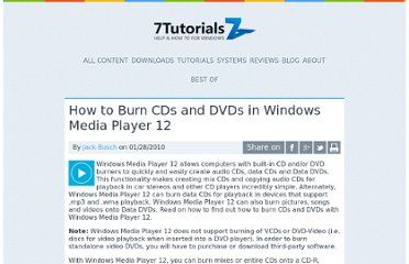 http://www.7tutorials.com/how-burn-cds-and-dvds-windows-media-player-12