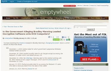 http://emptywheel.firedoglake.com/2011/01/10/is-the-government-alleging-bradley-manning-loaded-encryption-software-onto-dod-computers/