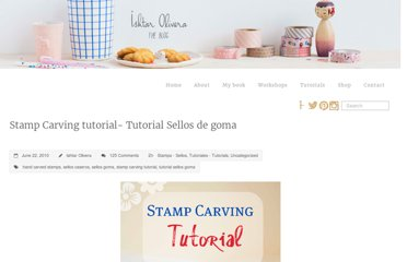 http://www.ishtarolivera.com/blog/2010/06/stamp-carving-tutorial-tutorial-sellos-de-goma/