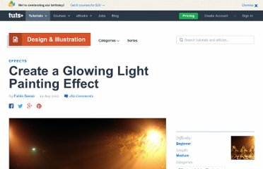 http://psd.tutsplus.com/tutorials/tutorials-effects/glowing-light-painting-effect/