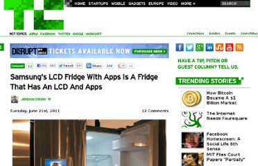 http://techcrunch.com/2011/06/21/samsungs-lcd-fridge-with-apps-is-a-fridge-that-has-an-lcd-and-apps/