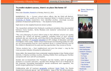 http://news.ufl.edu/2010/03/22/school-success/