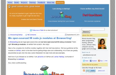 http://www.catonmat.net/blog/browserling-open-sources-90-node-modules/