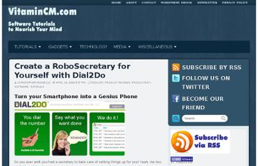 http://vitamincm.com/create-a-robosecretary-for-yourself-with-dial2do/