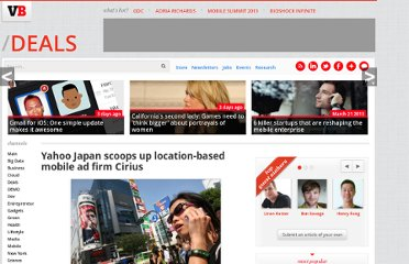 http://venturebeat.com/2010/08/15/yahoo-japan-scoops-up-location-based-mobile-ad-firm-cirius/