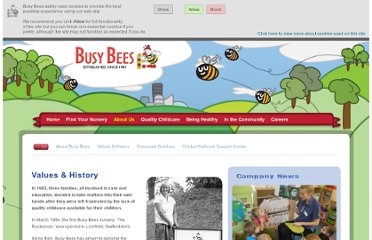 http://www.busybeeschildcare.co.uk/values-and-history