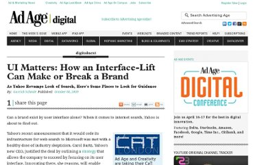 http://adage.com/article/digitalnext/user-interface-make-break-a-brand/139531/