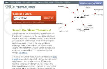 http://www.visualthesaurus.com/landing/?ad=ddc.large&word=education&lang=en