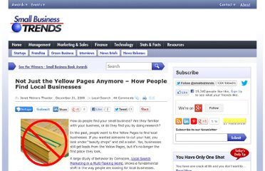 http://smallbiztrends.com/2008/12/not-just-the-yellow-pages-anymore-how-people-find-local-businesses.html
