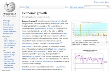http://en.wikipedia.org/wiki/Economic_growth