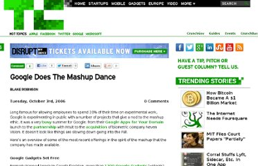 http://techcrunch.com/2006/10/03/google-does-the-mashup-dance/