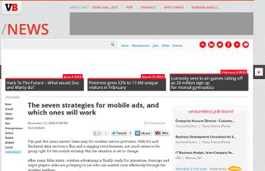 http://venturebeat.com/2006/11/12/the-seven-strategies-for-mobile-ads-and-which-ones-will-work/