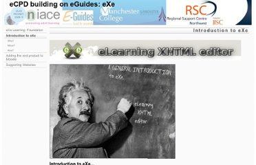 http://www.rsc-northwest.ac.uk/acl/eMagArchive/RSCeMag0809/eXeLearning/introduction_to_exe.html