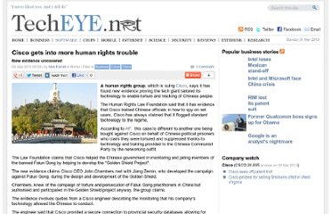http://news.techeye.net/business/cisco-gets-into-more-human-rights-trouble