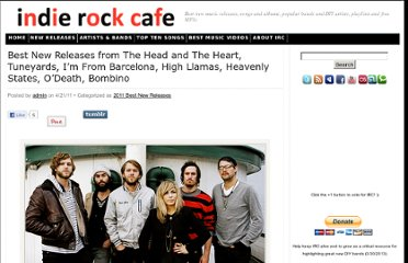 http://www.indierockcafe.com/2011/04/releases-head-heart-tuneyards-barcelona-high-llamas-heavenly-states-odeath-bombino/