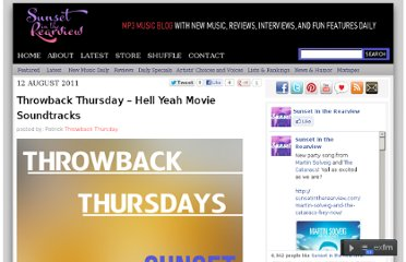 http://sunsetintherearview.com/throwback-thursday-hell-yeah-movie-soundtracks/